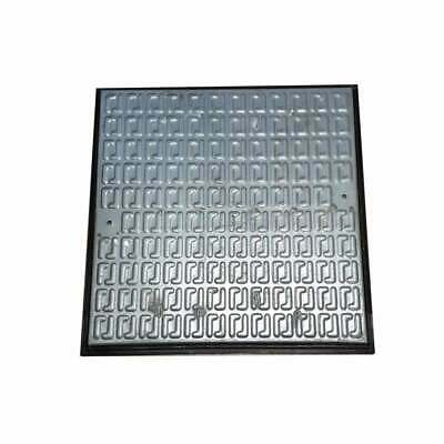 £42 • Buy YDS Pedestrian Manhole Cover - Galvanised Steel And PVC Frame