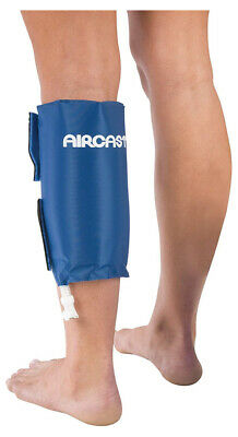 £59.95 • Buy Aircast Calf Cryo Cuff Wrap Hot Cold Therapy Compression Ice Pack Cryotherapy