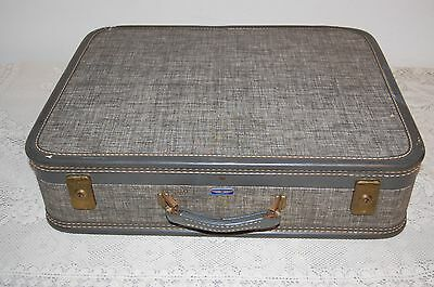 View Details Vintage Suitcase American Tourister Hard Case Luggage • 75.89$