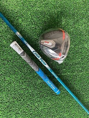 AU749 • Buy Taylormade M6 9 Degree Driver Project X Evenflow Blue HC 6.5 75g Built To Spec