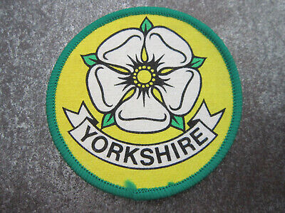 £3.99 • Buy Yorkshire Cloth Patch Badge (L8K)