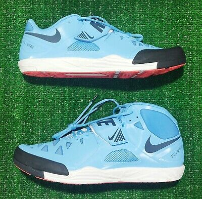 f63c65cc0a79a Nike Zoom Javelin Elite 2 Track Throwing Shoes  No Spikes 631055-446 Size  6.5