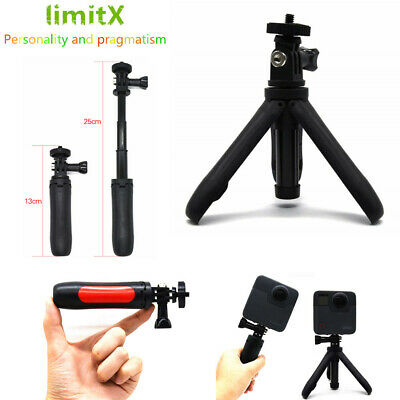 AU13.70 • Buy NEW Handheld Mini Tripod Selfie Stick Extendable Monopod Stand For Action Camera