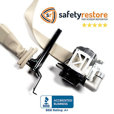 $49.95 • Buy For HONDA CIVIC Seat Belt Repair SERVICE After Accident Assy Rebuild Fix Locked