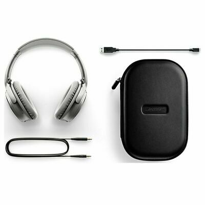 $ CDN317.59 • Buy Bose QC35 II QuietComfort Noise Cancel Bluetooth Wireless Headphones Silver UK