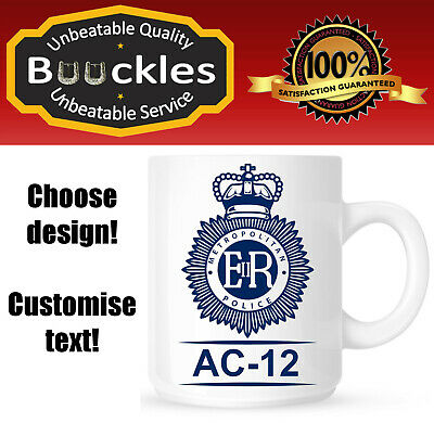 Line Of Duty AC12 Anti Personalised Mugs Funny Christmas Gifts Present Police • 7.99£
