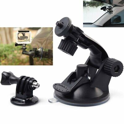 £3.99 • Buy Bike Suction Cup Camera Mount Car Windshield Window Holder For Sony Action Cam