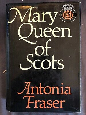 $8.50 • Buy Mary Queen Of Scots By Antonia Fraser  Hardcover 1970 Book