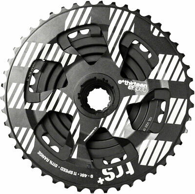 $211.65 • Buy E*thirteen By The Hive TRS Plus Cassette - 11 Speed, 9-46t, Black, For XD Driver