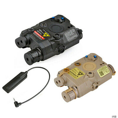 Element Tactical Airsoft LA PEQ15 Red Laser IR Laser White Light • 37.38£