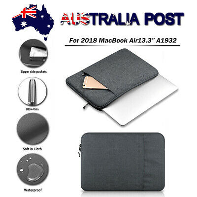 AU19.99 • Buy Laptop Case Bag Soft Cover Sleeve Pouch For MacBook Air 13  A1932 A2179 Touch ID