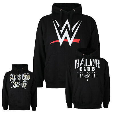 WWE Mens - Collection - Pullover Hood - Multicolored • 24.99£