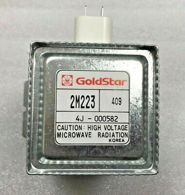 goldstar microwave parts
