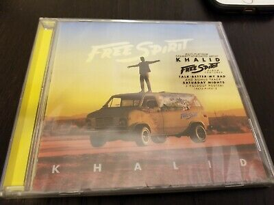 $ CDN50 • Buy Lot Of 10 KHALID - FREE SPIRIT CDs- BRAND NEW AND SEALED