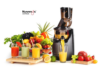 Genuine Kuvings EVO820 Evolution Cold Press Juicer Top Of The Line Free Shipping • 493.52£