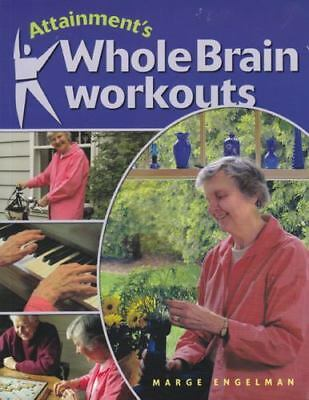 $4.71 • Buy Whole Brain Workout Book By Engelman, Marge , Paperback
