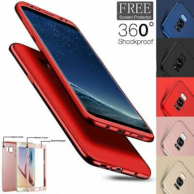 $ CDN6.94 • Buy For Samsung Galaxy S9 S8 S10Plus 360°Shockproof Full Body Hybrid Hard Case Cover