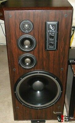 $300 • Buy Single Infinity SM-152 3-Way Floor Speaker, Used, Lonely And Looking For A Mate!
