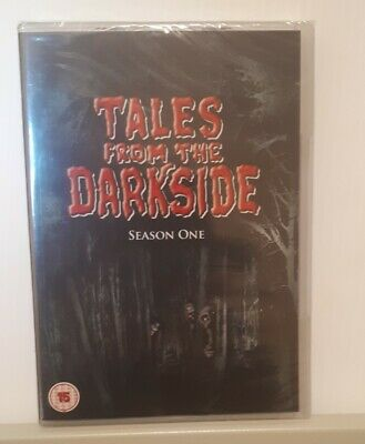 Tales From The Darkside Season One Dvd  New • 8.14£