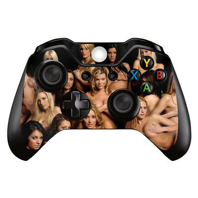 $7.64 • Buy Naked Hot Sexy Xbox One Controller Vinyl Decal Skin USA Seller