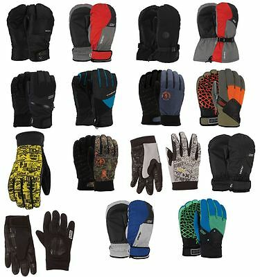 $19.95 • Buy POW Men's Adult Snow Ski Snowboard Gloves All Sizes Styles New