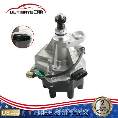$64.88 • Buy New Ignition Distributor For 00-04 Nissan Frontier Xterra 96-00 Pathfinder 3.3L