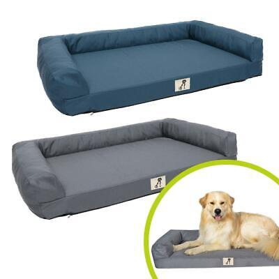 AllPetSolutions Dexter Memory Foam Dog Mattress Bed Waterproof Washable Durable • 44.99£