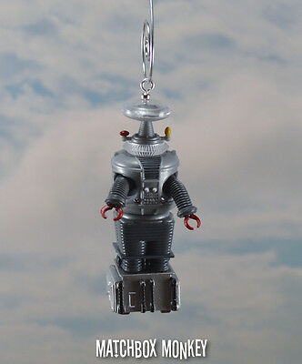AU53.99 • Buy Robot B-9 Classic TV Show Lost In Space Ship Custom Christmas Ornament Adorno