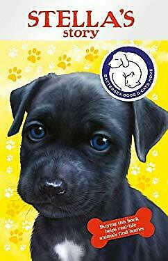 Stella's Story Paperback Battersea Dogs Home • 3£