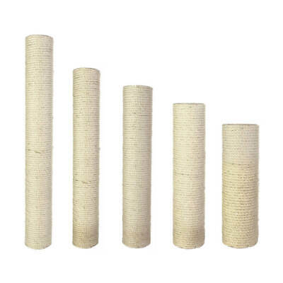 Trixie Cat Scratching Post Replacement Spare Sisal Rope Cat Tree Post • 7.99£