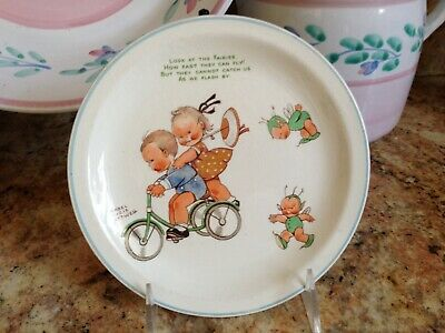 $49.99 • Buy Mabel Lucie Attwell Plate