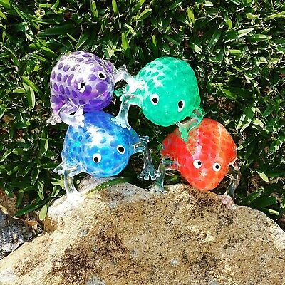 AU9.95 • Buy NEW BIGGER Orbeez Waterbeads Water Beads Sensory Stress Ball Frog Party Favour.