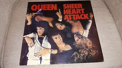 Queen Sheer Heart Attack -  original  vinyl Album Lp  • 25£