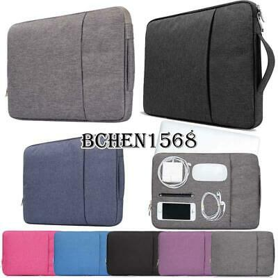 £8.99 • Buy For Apple Macbook Air/Pro/Retina IPad Laptop Carrying Protective Sleeve Case Bag