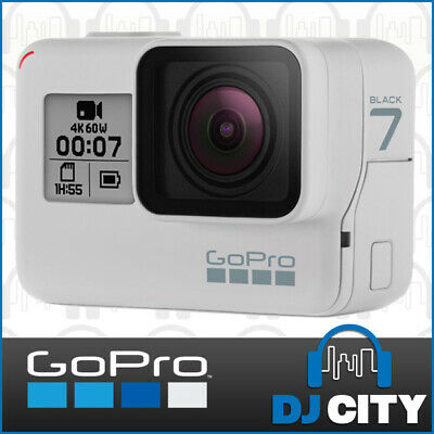 AU599 • Buy GoPro HERO7 Black 4K60 HD Waterproof Action Camera GPCHDHX-701