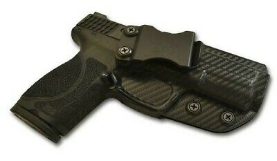 $29.97 • Buy Black Scorpion Kydex IWB Gun Holster For Smith & Wesson M&P 9/40 M2.0 4  Compact