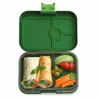 AU44.99 • Buy Best Quality Leakproof Lunchbox Yumbox Tapas Dark Green AU Seller