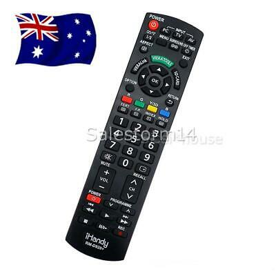 AU15.99 • Buy New N2QAYB000352 Replaced Remote Sub N2QAYB000496 For Panasonic TV RM-D920+ Z