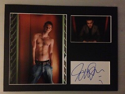 £29.99 • Buy Danny Dyer Autograph Signed 12x16 Display AFTAL [A0270]