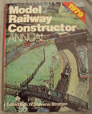 Model Railway Constructor  Annual: 1979 Hardback Train Book • 6£