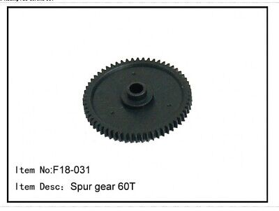 Caster Fusion F18 60 Tooth Spur Gear - F18-031 • 6.99£