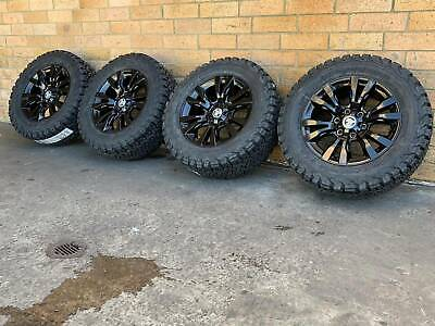 AU2499 • Buy Holden Colorado Genuine Z71 Wheels And Tyres New & Ko2 Tyres 2656018 Lt