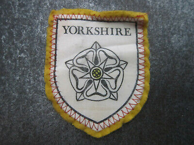 £3.99 • Buy Yorkshire Cloth Patch Badge (L12S)