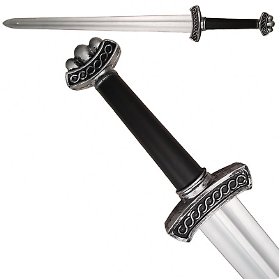 100% LARP SAFE VIKING Foam Sword Cosplay Medieval Weapon High Quality 42  106CM • 24.95£