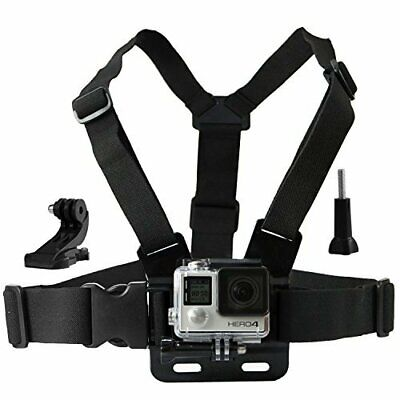 AU12.16 • Buy Adjustable Chest Mount Body Harness Accessories Belt Strap For Thieye DJI