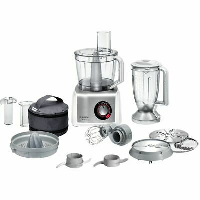 View Details Bosch MC812S734G Food Processor 1200 Watt Variable Speed White / Stainless • 159.00£