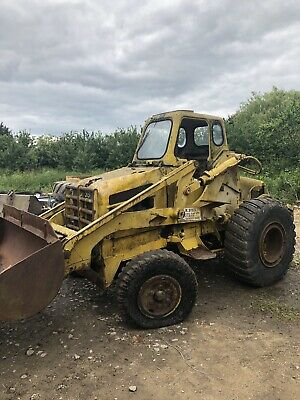Weatherill Hydraulic Loading Shovel Tractor Fordson Major • 1,400£