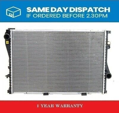 BMW E38 728 730 735 540 E39 520 523 528 1994 - On MANUAL/AUTO RADIATOR   • 55.90£
