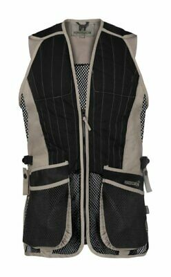 £29.99 • Buy Percussion Skeet Vest Sand Waistcoat Gilet Clay Pigeon Country Hunting Shooting