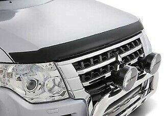 AU115 • Buy Genuine Mitsubishi Bonnet Protector Tinted For Pajero Ns Nt Nw Nx Mr933543